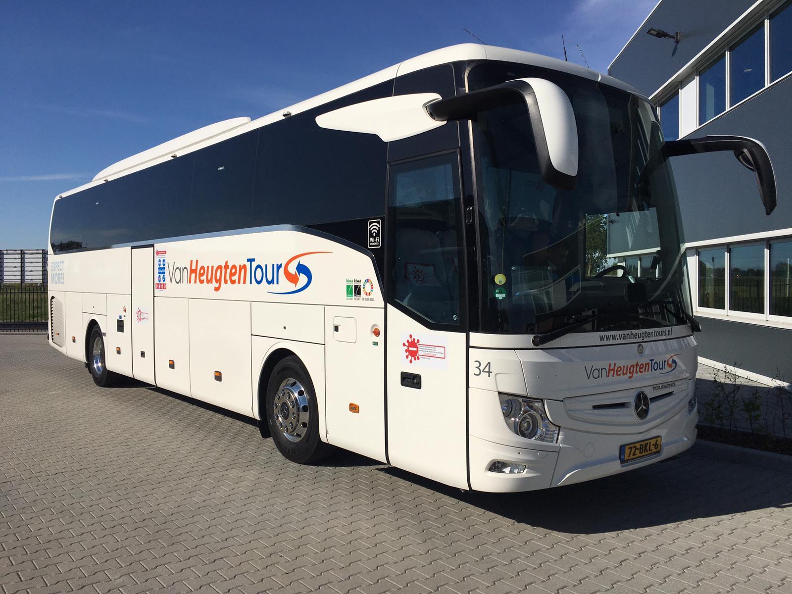 Medische bus Corona