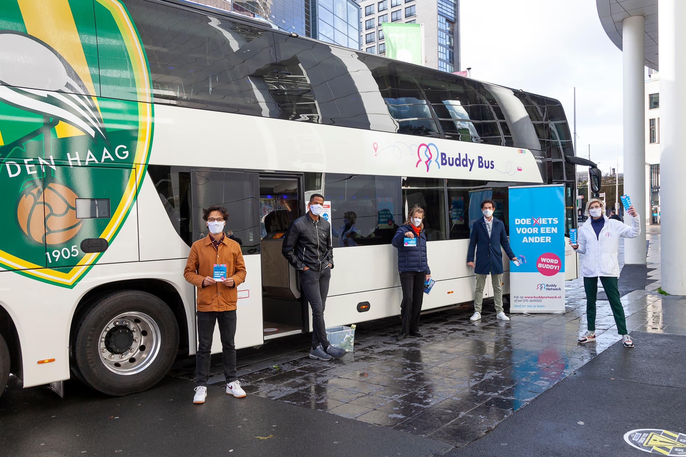 Buddy Netwerk Bus