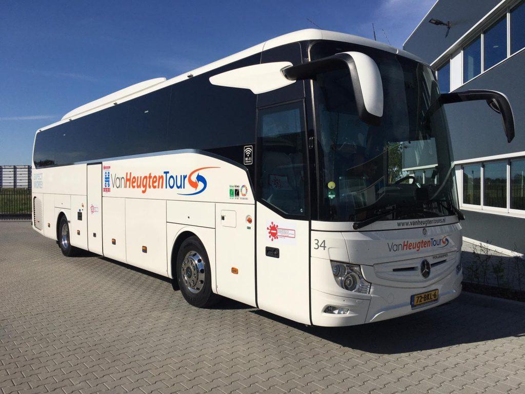 Touringcar huren Amsterdam