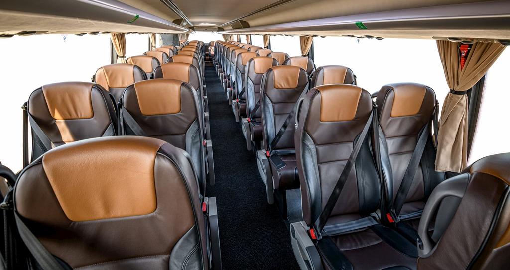 Bus huren Den Haag