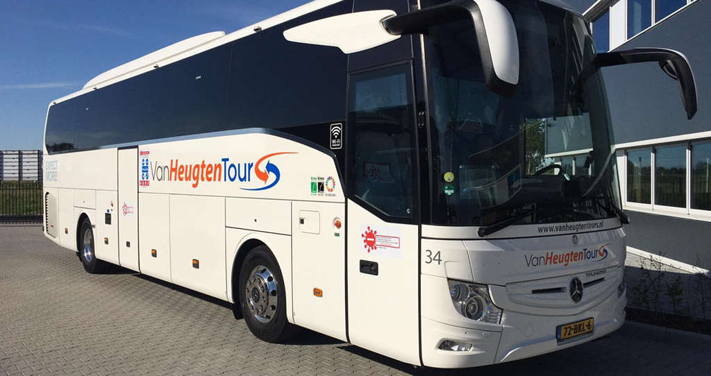 Bus huren Rotterdam