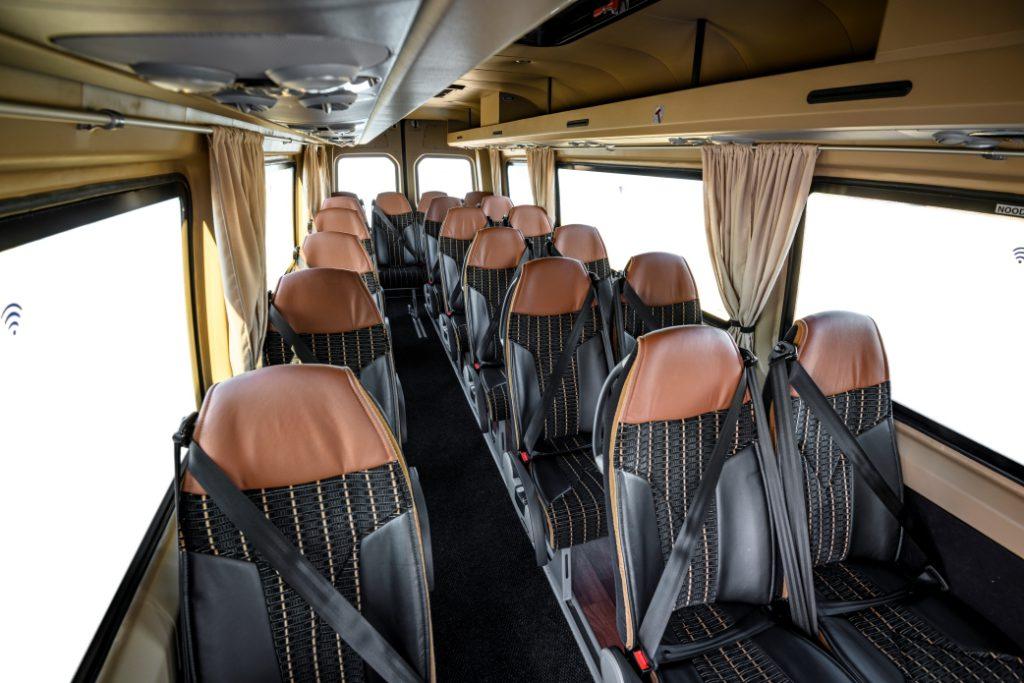 minibus huren amsterdam