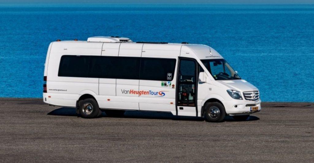 minibus huren den haag