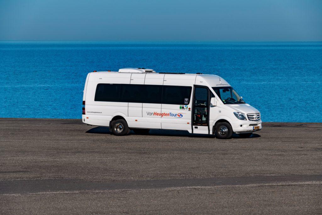 minibus huren schiphol